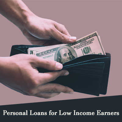 Personal Loans For Bad Credit And Low Income