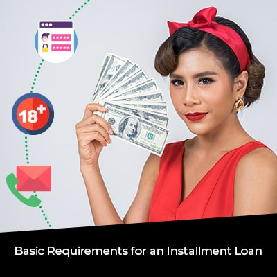 Basic Requirements for an Installment Loan