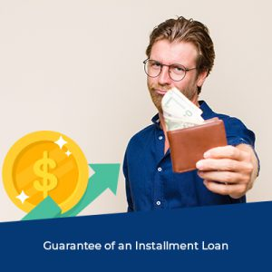 Guarantee of an Installment Loan