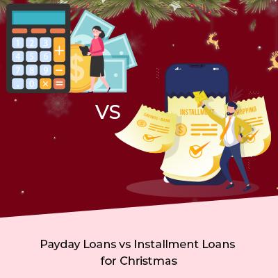 Installment Loans for Christmas